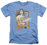Wonder Woman - Invisible Jet T-shirts