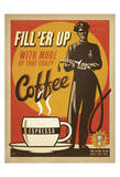 Fill 'er Up Poster by  Anderson Design Group