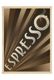 Espresso Prints by  Anderson Design Group