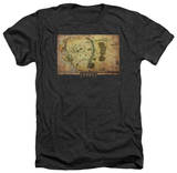 The Hobbit: An Unexpected Journey - Middle Earth Map T-shirts