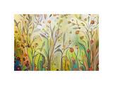 Welcome to My Garden Lámina giclée por Jennifer Lommers