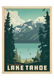 Lake Tahoe Poster von  Anderson Design Group