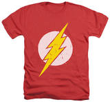 The Flash - Rough Flash T-shirts