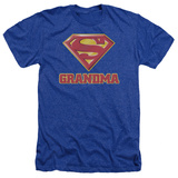 Superman - Super Grandma T-Shirt