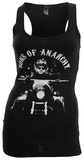 Juniors Tank Top: Sons of Anarchy - Jax Motorcycle T-paidat