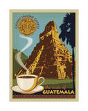 Jaguar Coffee Guatemala Prints by  Anderson Design Group