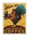 Gallo Poster di  Anderson Design Group