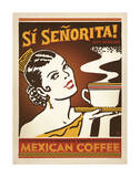 Si Senorita Posters by  Anderson Design Group