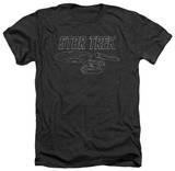Star Trek - TOS Enterprise T-shirts