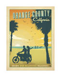 Orange County Prints by  Anderson Design Group