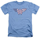 Wonder Woman - Red,White & Blue T-shirts