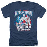 Wonder Woman - American Heroine T-Shirt