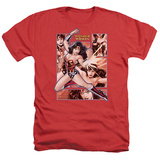 Wonder Woman - Wonder Woman Panels T-Shirt