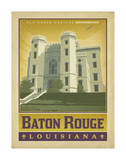 Baton Rouge Prints by  Anderson Design Group