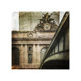 Grand Central Giclee Print by Richard James