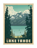 Lake Tahoe Prints by  Anderson Design Group