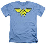 Wonder Woman - Wonder Woman Logo Distressed T-shirts