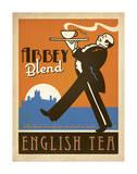 Abby Blend Tea Kunstdrucke von  Anderson Design Group