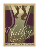 Valley Girl Posters by  Anderson Design Group