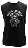 Sons of Anarchy - Fear The Reaper Sleeveless Tee Shirts