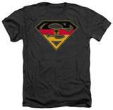 Superman - German Shield T-Shirt