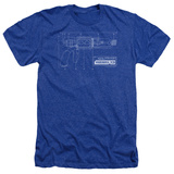 Warehouse 13 - Tesla Gun Shirts