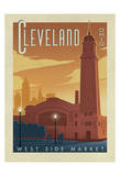 Cleveland Prints by  Anderson Design Group