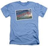 Under The Dome - Postcard T-Shirt