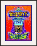 Woodstock 45th Anniversary Poster by Bob Masse