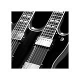 Classic Guitar Detail I Giclee Print by Richard James