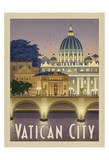 Rome Vatican City Print by  Anderson Design Group