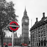 London Trip II Giclee Print by Joseph Eta