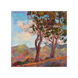 Catalina Hills Giclee Print by Erin Hanson