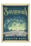 Savannah Print by  Anderson Design Group