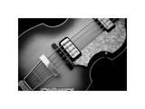 Richard James - Classic Guitar Detail X Digitálně vytištěná reprodukce