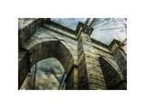 Brooklyn Bridge II Giclee Print by Richard James
