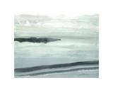 Silver Silence: Sounds of Line Giclee Print by Joan Davis