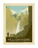 Yellowstone Stampe di  Anderson Design Group