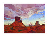 The Guardians Giclee Print by Erin Hanson