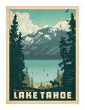 Lago Tahoe Obra de arte por Anderson Design Group