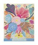 Flowers n. 1 Giclee Print by Mercedes Lagunas