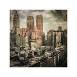 West Side Life Giclee Print by Richard James