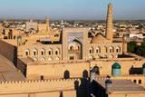 Evening View of Khiva (Chiva, Heva, Xiva, Chiwa, Khiveh) - Xorazm Province - Uzbekistan - Town on T Photographic Print by Daniel Prudek