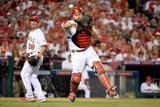 Division Series - Kansas City Royals v Los Angeles Angels of Anaheim - Game Two Photographic Print by Harry How