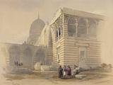 Tomb of the Khalifs Giclee Print by David Roberts