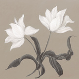Moon Flowers I Giclee Print by Mimi Roberts