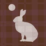 Highlander I Reproduction procédé giclée par Sasha Blake