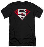 Superman - Canadian Shield (slim fit) T-shirts