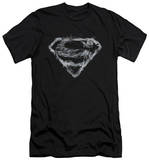 Superman - Smoking Shield (slim fit) T-Shirt