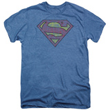 Superman - Tattered Shield (premium) T-shirts